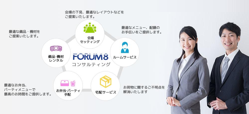 FORUM8 コンサルティング