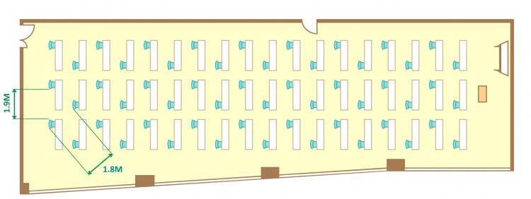 1名掛ゆとりスクール(54席)