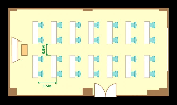 2名掛ゆとりスクール(28席)