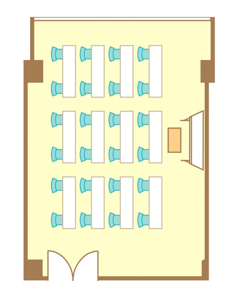 2名掛横スクール(24席)