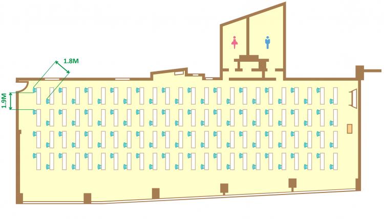 1名掛ゆとりスクール(96席)